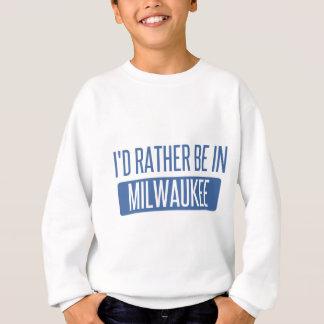 I'd rather be sweatshirt