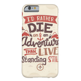 id rather die barely there iPhone 6 case