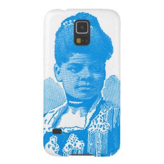 Ida B. Well Barnett Pop Art Portrait Galaxy S5 Cover
