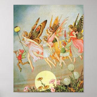 Ida Rentoul - Fairy Parade Poster