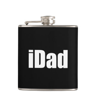iDad Father's Day Flask
