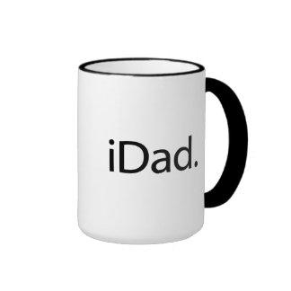 iDad Logo i Dad Coffee Mug