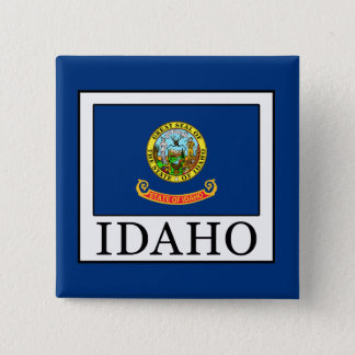 Idaho 2 Inch Square Button
