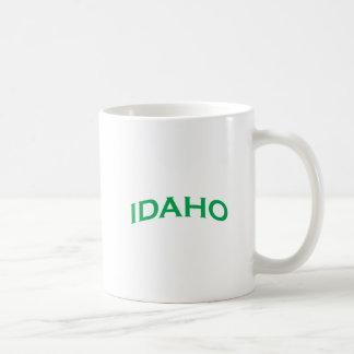 Idaho Arch Text Coffee Mug