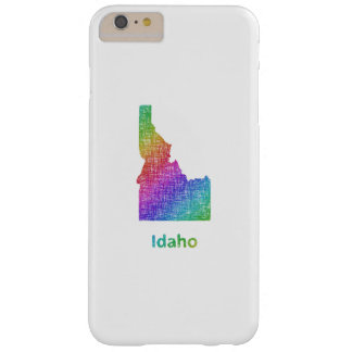 Idaho Barely There iPhone 6 Plus Case