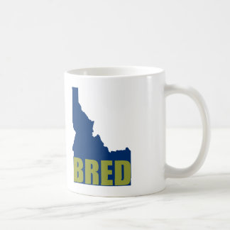 Idaho Bred Coffee Mug