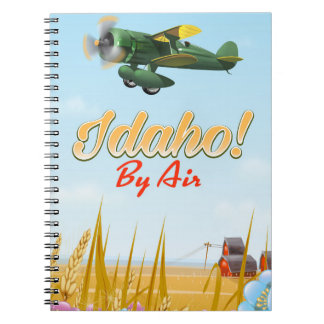 Idaho! By air Notebooks