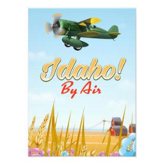 Idaho! By air Photo Print