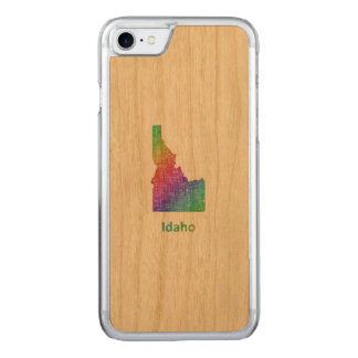 Idaho Carved iPhone 8/7 Case