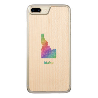 Idaho Carved iPhone 8 Plus/7 Plus Case