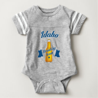 Idaho Drinking team Baby Bodysuit