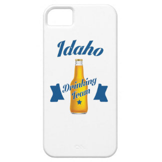 Idaho Drinking team iPhone 5 Cover