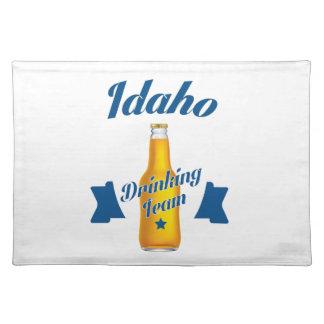 Idaho Drinking team Placemat