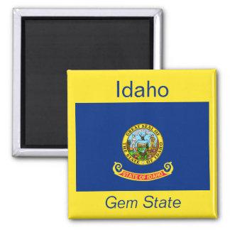 Idaho Flag Magnet