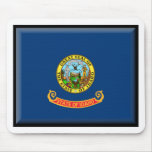 Idaho Flag Mouse Pad