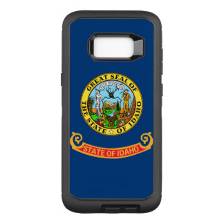 Idaho flag OtterBox defender samsung galaxy s8+ case