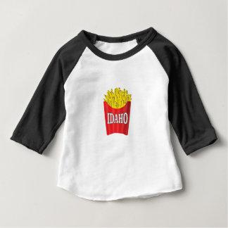 idaho french fries baby T-Shirt