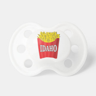 idaho french fries pacifier