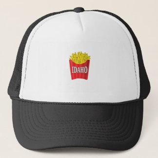 idaho french fries trucker hat