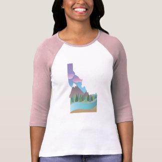 Idaho Illustrated Shirt