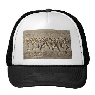 Idaho In Pototoes Trucker Hat