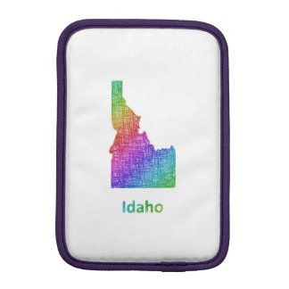 Idaho iPad Mini Sleeve
