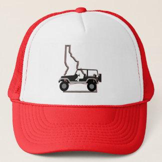 IDAHO JEEP Hat