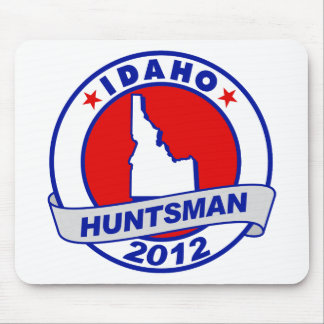 Idaho Jon Huntsman Mouse Pad