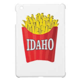 Idaho junk food case for the iPad mini