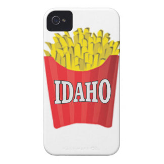 Idaho junk food iPhone 4 cover