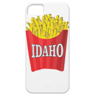 Idaho junk food iPhone 5 case