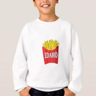 Idaho junk food sweatshirt