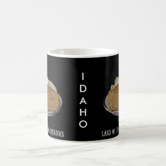 "Idaho ""Land of Famous Potatoes"". Coffee Mug"