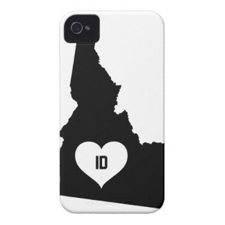 Idaho Love iPhone 4 Case-Mate Cases