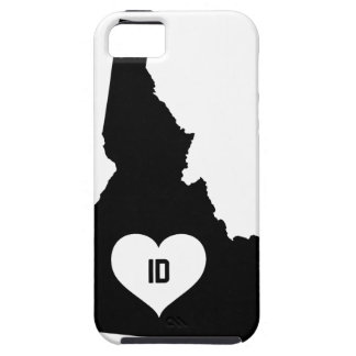 Idaho Love iPhone 5 Cover