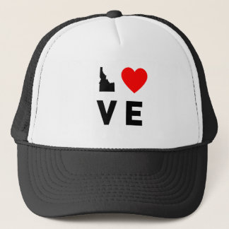 Idaho Love Trucker Hat