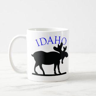 Idaho Moose Coffee Mug