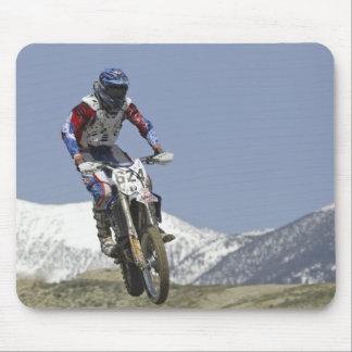 Idaho, Motocross Racing, Motorcycle Racing 2 Mouse Pad