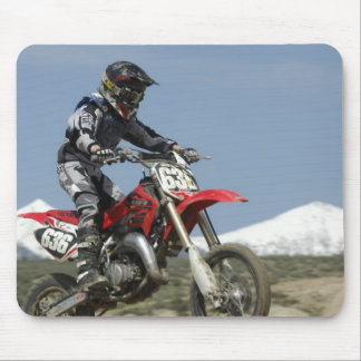 Idaho, Motocross Racing, Motorcycle Racing Mouse Pads