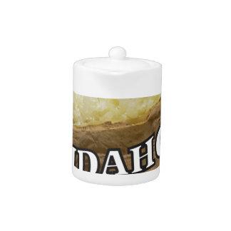 Idaho potato label