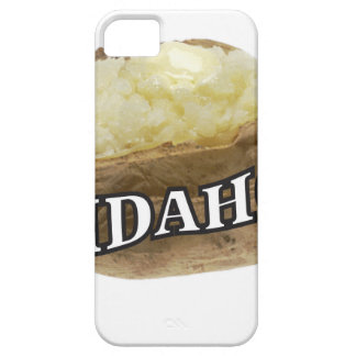 Idaho potato label iPhone 5 case