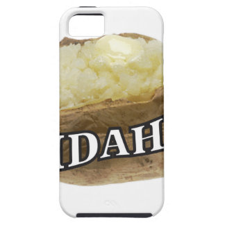 Idaho potato label iPhone 5 cover