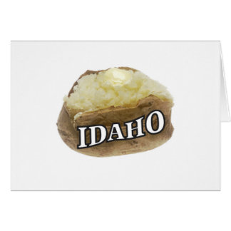 Idaho spud card
