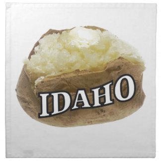 Idaho spud napkin