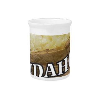 Idaho spud pitcher