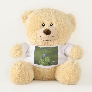 Idaho State Bird Teddy Bear