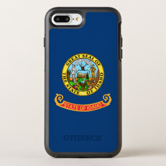 Idaho State Flag OtterBox Symmetry iPhone 7 Plus Case