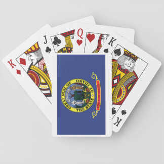 Idaho State Flag Playing Cards