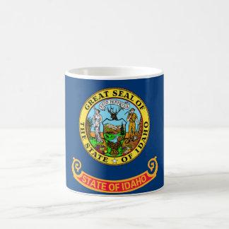 idaho state flag united america republic symbol coffee mug