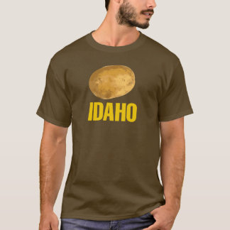 IDAHO T-shirt from the J.X.G U.S.A.collection